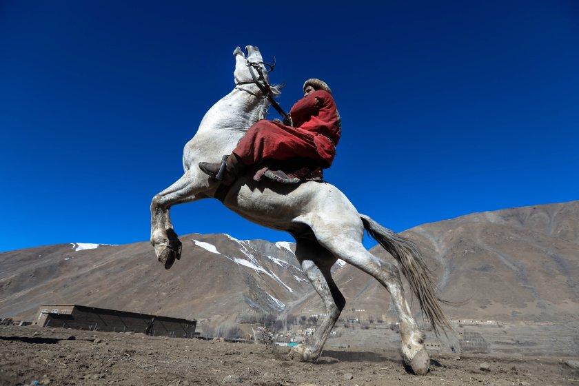 Последният бастион на свободата в Афганистан е долината Панджшир. От