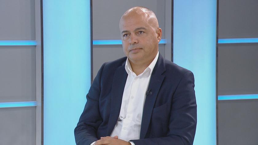 """Георги Свиленски: """"Партиите на протеста"""" искат Борисов да продължи да управлява"""