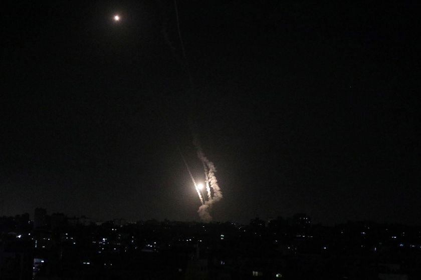 израел нанесе удари обекти хамас газа