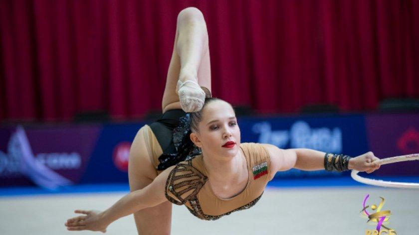 Татяна Воложанина четвърта в многобоя на силен турнир в Чехия