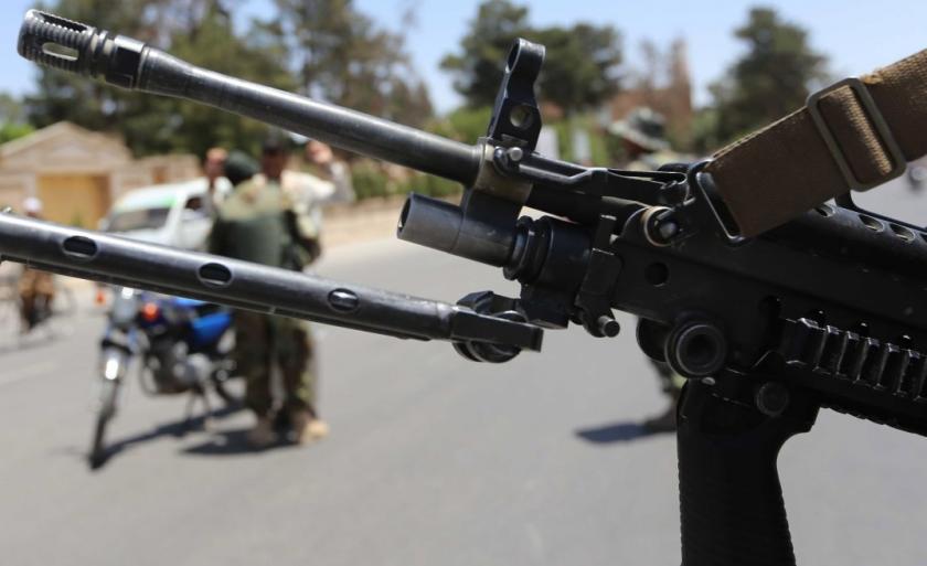 иракски полицаи убити нападение ислямска държава