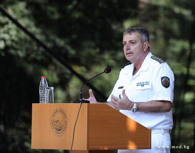 Българската армия поддържа 36-часова готовност за развръщане на военни формирования на границата