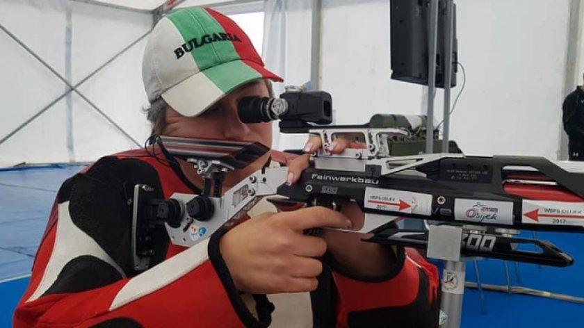 милена тодорова намери финала метра пушка параолимпиадата