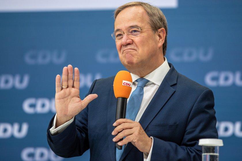 Проучване преди изборите за нов Бундестаг: Християндемократите изостават