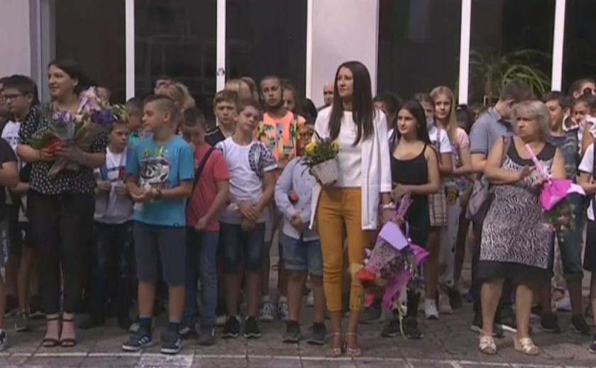 Учебната година в спортното училище в Пловдив започва присъствено