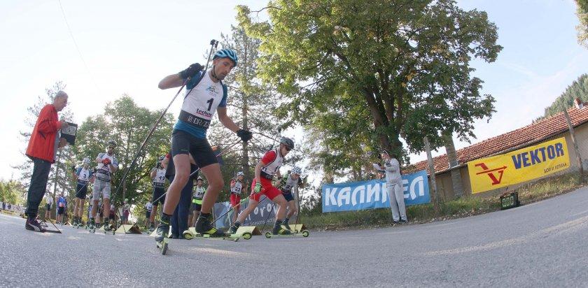 Владимир Илиев и Милена Тодорова с по две държавни титли на летен биатлон