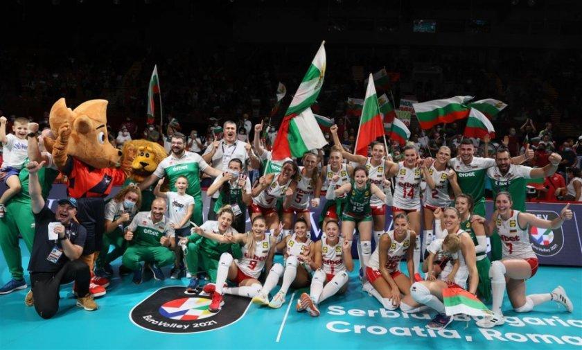 """Българските """"лъвици"""" излизат тази вечер в Пловдив за 1/8-финал срещу Швеция"""