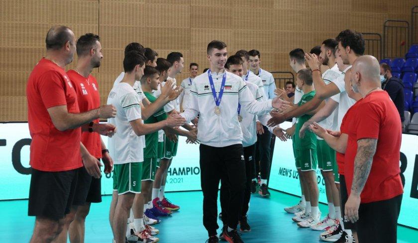 специален ден българския волейбол три поколения национали заедно зала bdquoлевски софияldquo