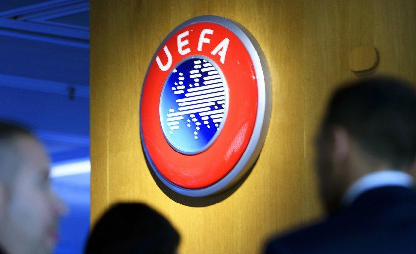 УЕФА лого