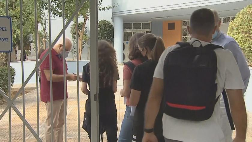 Първи учебен ден в Гърция днес - и първи ден