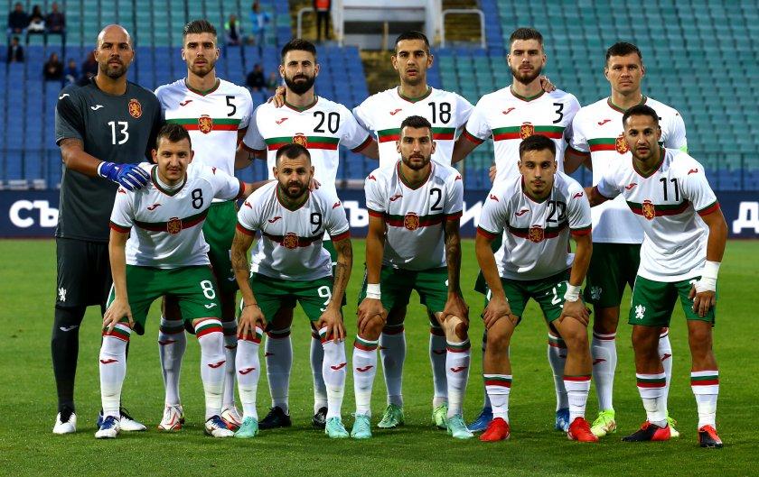 пет години късно българия отново вкара четири гола един двубой