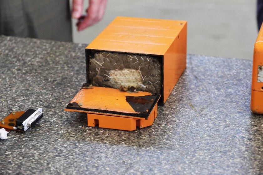 Извлечена е информация от черната кутия на разбилия се край Шабла изтребител