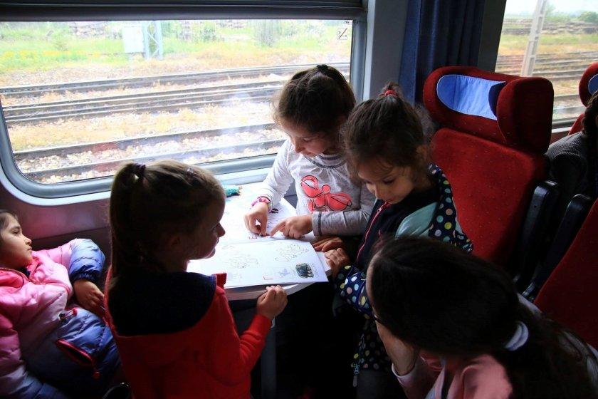 бдж предоставя намаления ученици студенти пътуване влак