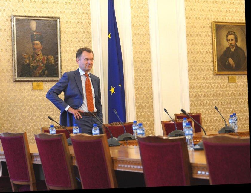 Липса на кворум провали заседанието на комисията
