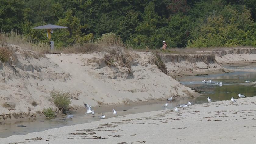 прокуратурата добрич самосезира заради дюните устието река батова
