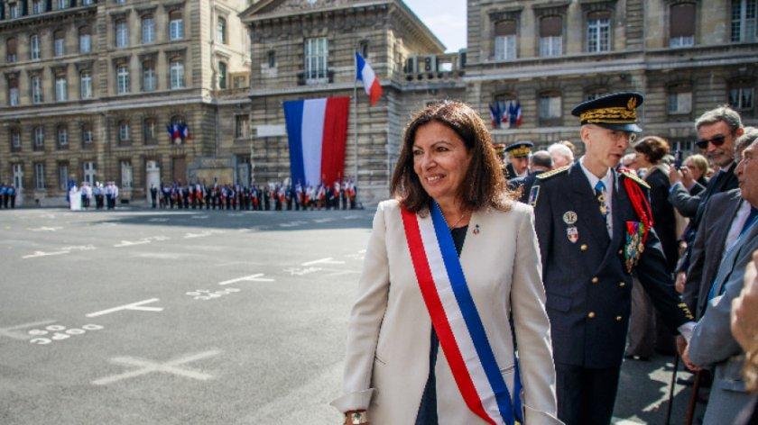 Кметът на Париж ще се кандидатира за президент на Франция