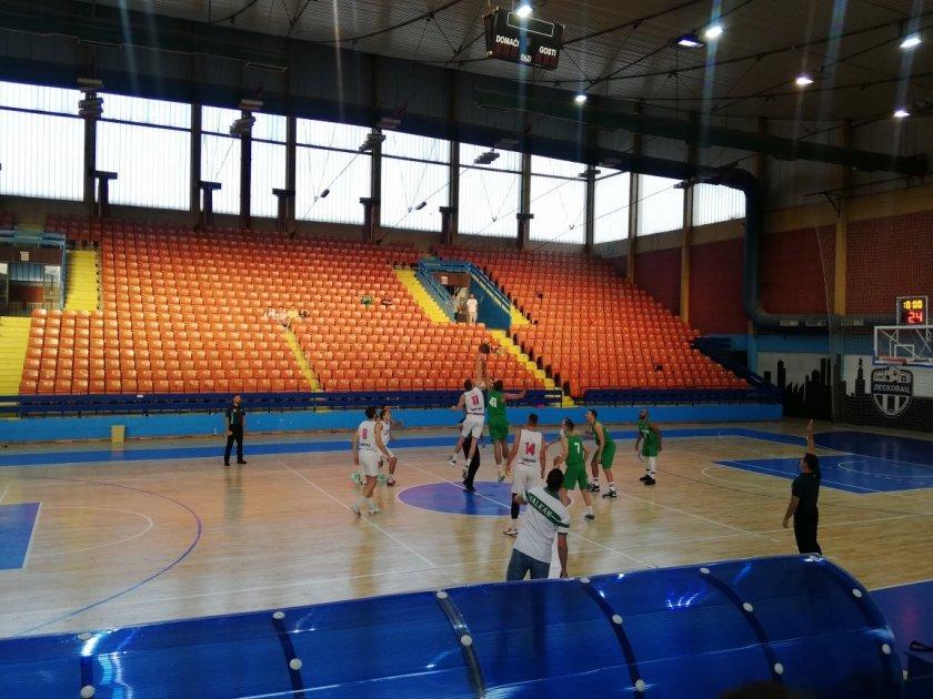 балкан ботевград започна победа предсезонната подготовка