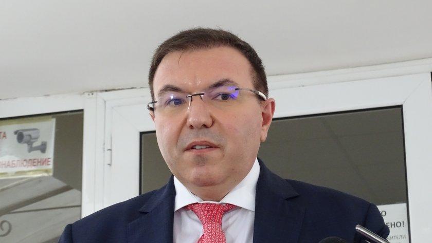 Костадин Ангелов отговори за Александровска