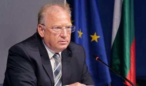 Министър Стоев изрази съболезнования по повод пожара в Тетово