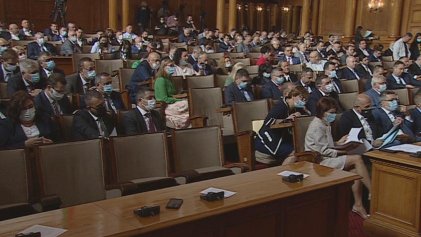 Народното събрание прие промените в Закона за защита на лица,