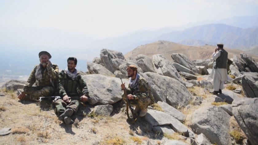 съпротивата афганистан отвоюва три района