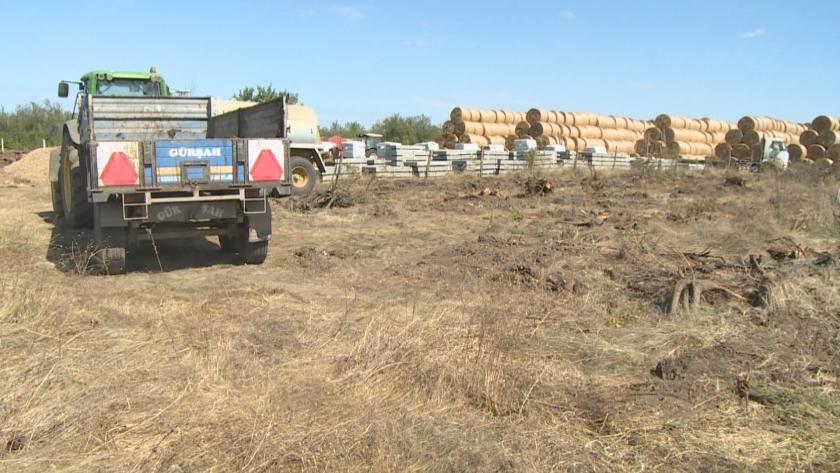 Двама души загинаха при трудова злополука в землището на разградското
