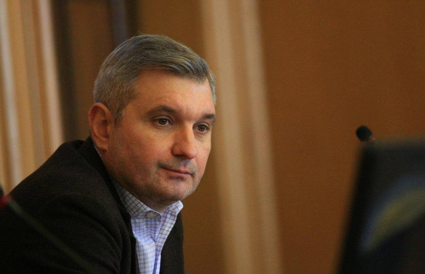 Председателят на Столичния общински съвет е депозирал оставката си в