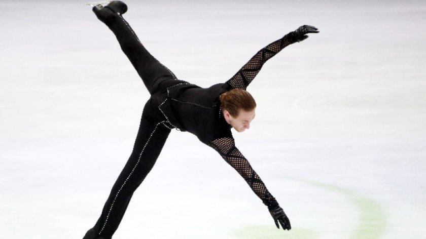 Лари Луполовър не успя да спечели квота за Зимната Олимпиада в Пекин
