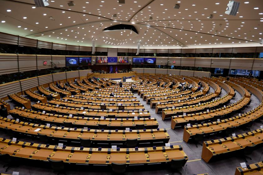 европейският парламент одобри резолюцията българия