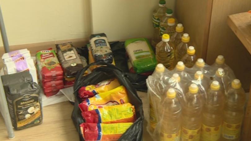 продължава раздаването хранителни помощи уязвими хора варна