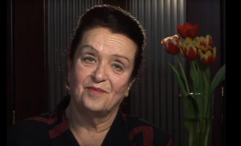 На 80-годишна възраст почина народната певица Олга Борисова. От 1964