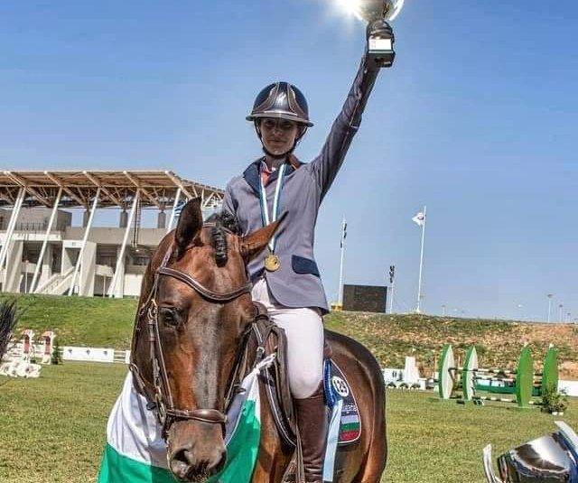 юношите децата медали балканския шампионат прескачане препятствия