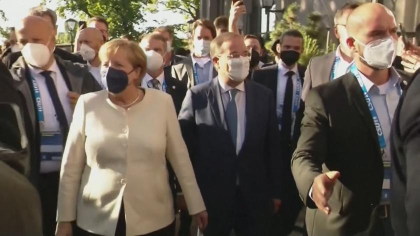 В Германия се проведоха заключителните митинги на основните претенденти за