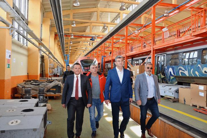 министър алексиев допусна неефективно разходване средства ремонтите влаковете