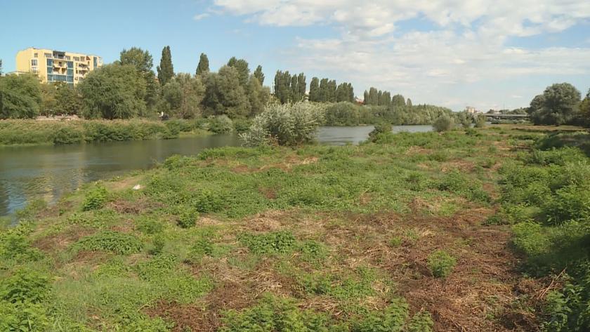 Пловдив е заплашен от наводнения и екологична катастрофа, ако коритото
