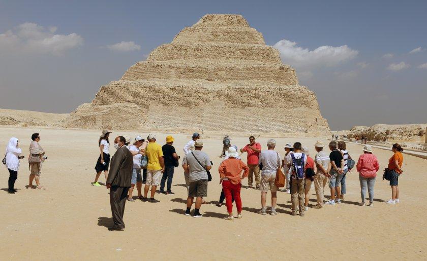 Най-старата пирамида в Египет отново е отворена за туристи (Снимки)