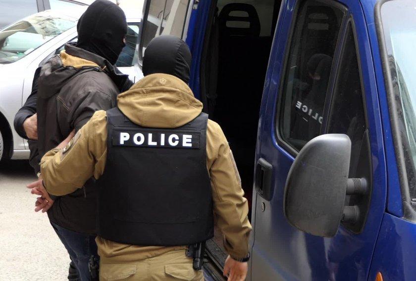 задържан мъжът обра денонощен магазин софия