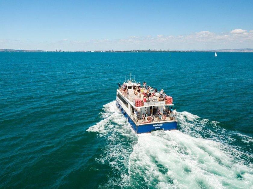 събота пускат нова морска линия бургас