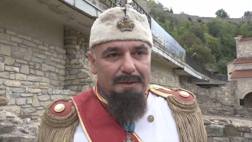Актьорът от Великотърновския театър Милен Иванов вече няколко години поред