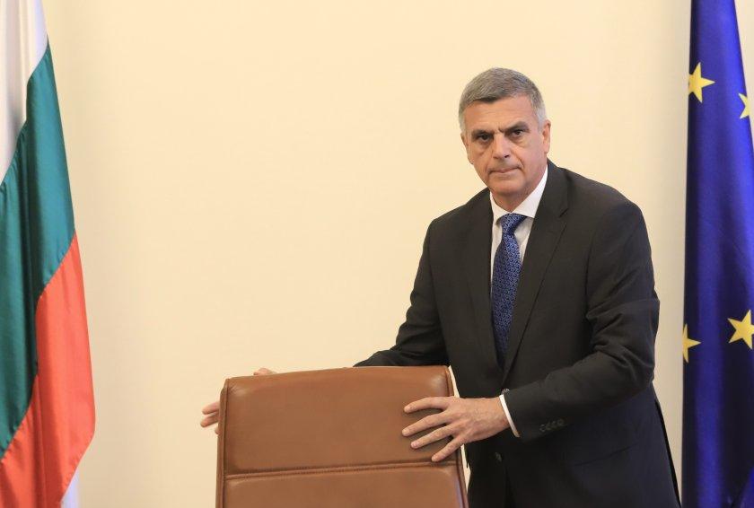 Премиерът Стефан Янев разговаря с ръководството на браншова камара