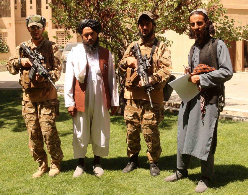 Талибаните създадоха специална комисия по сигурността