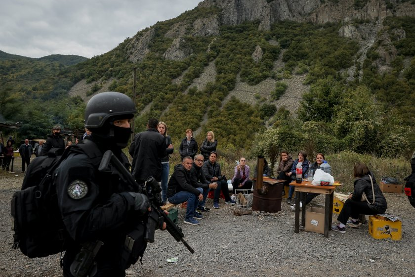 премиерът косово свика спешно съвета национална сигурност