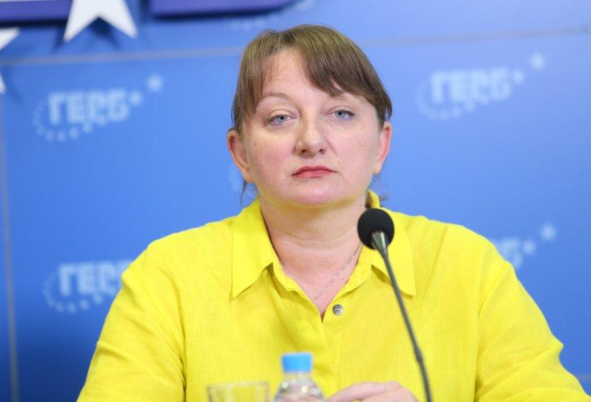 Деница Сачева: Решенията и действията относно заседналия кораб са некомпетентни и безотговорни