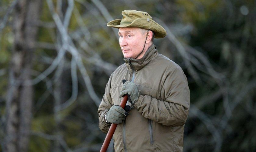 Руският президент Владимир Путин прекрати краткия си период на самоизолация