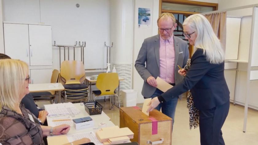 изборите исландия депутати жени