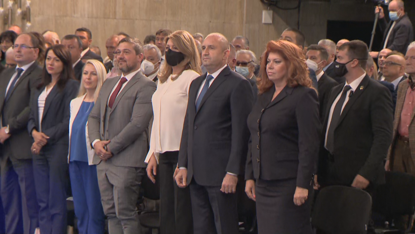 Инициативен комитет издигна Румен Радев и Илияна Йотова за независими кандидати за президент и вицепрезидент
