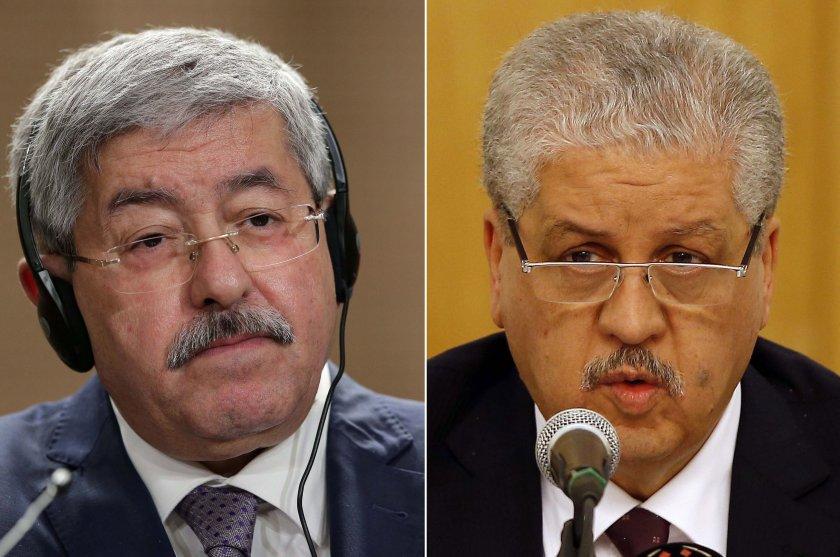 присъди двама бивши алжирски премиери