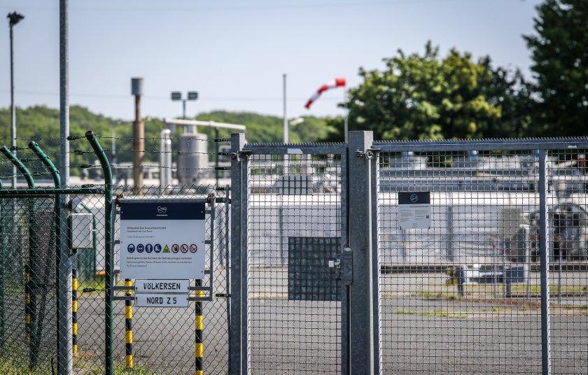 исторически рекорд цената газа европа