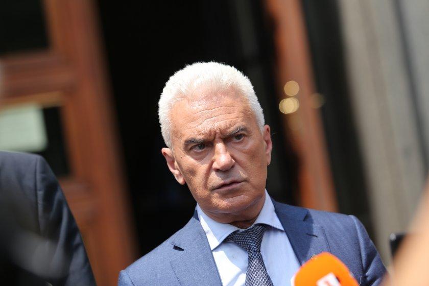 Волен Сидеров ще се кандидатира за президент