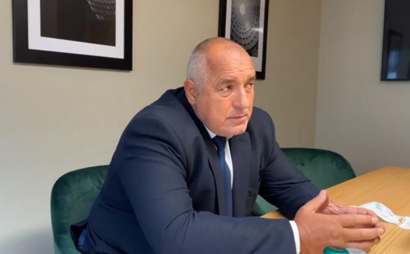 Борисов: ГЕРБ е готова за изборите и ще се постарае България да има стабилно правителство